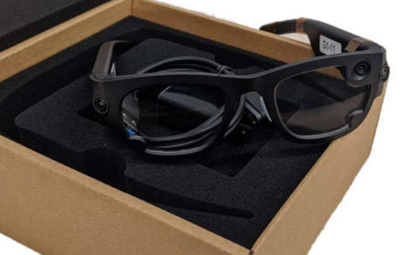 Facebook's Project Aria AR glasses