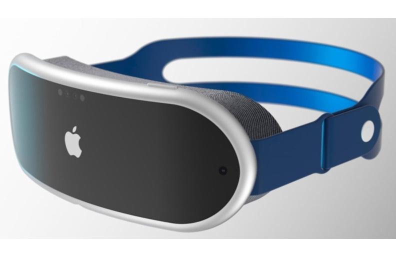 Apple VR AR iPhone Headset